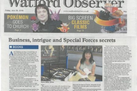 Watford Observer Interview