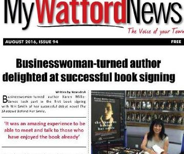 My Watford News Article